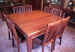 Red Gum Dining Table